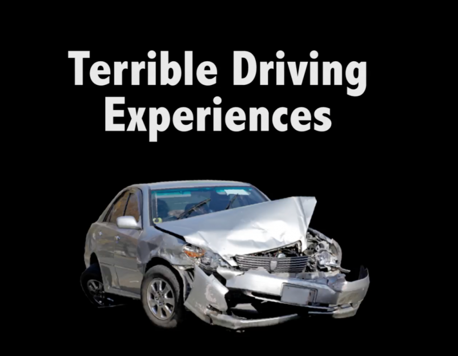 Terrible Driving Experiences