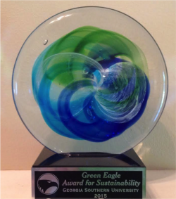 CFS honors sustainable projects with third annual green eagles awards