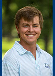 Brett+Barron+tied+a+school+record+with+his+round+of+63+at+Furman.