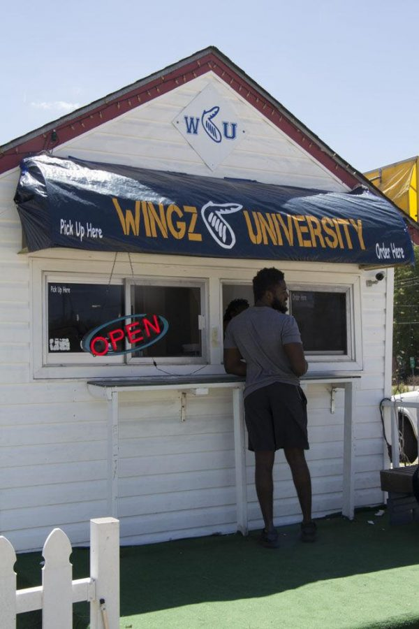 Organic Wings Set New Eatery Apart From The Rest