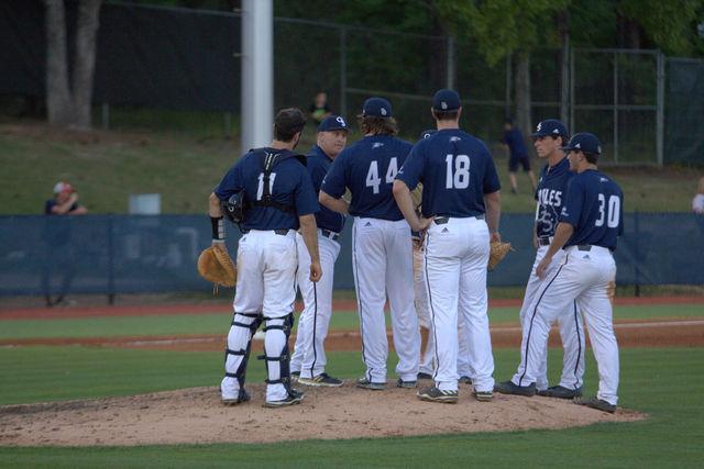 GS+Baseball+looks+for+momentous+series+win+at+Coastal+Carolina