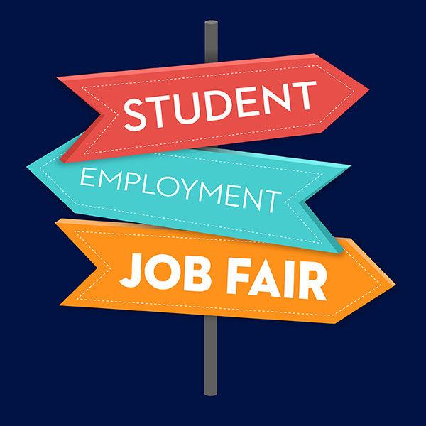 Job fair in Williams Center tomorrow