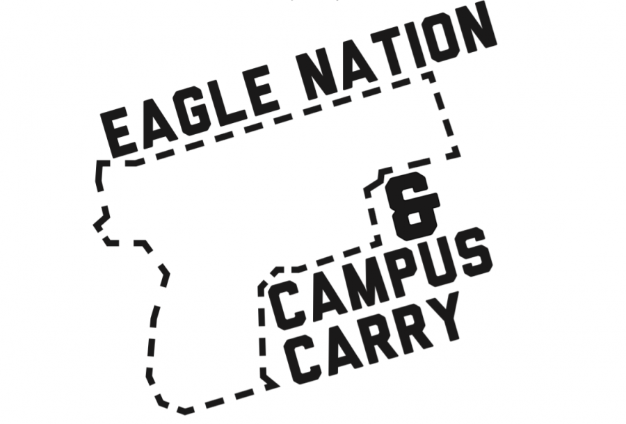 Georgia+Southern+University+faculty+share+concerns+with+the+Campus+Carry+Implementation+Task+Force+and+campus+carry+email.+Graphic+by+Shelby+Cuaron.%C2%A0
