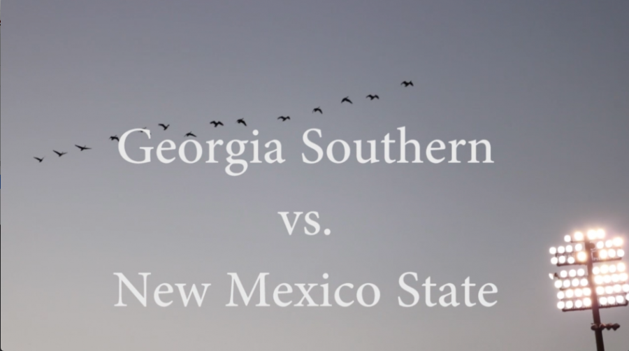 Georgia+Southern+vs.+New+Mexico+State