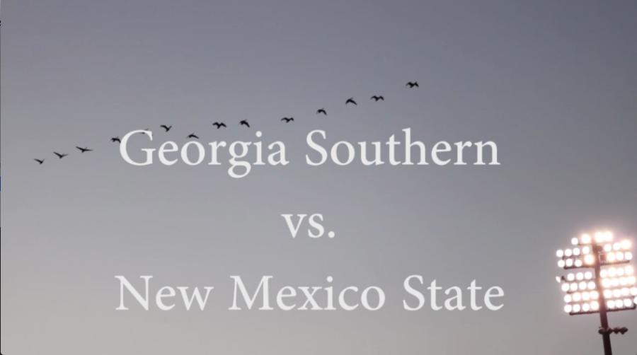 Georgia Southern vs. New Mexico State