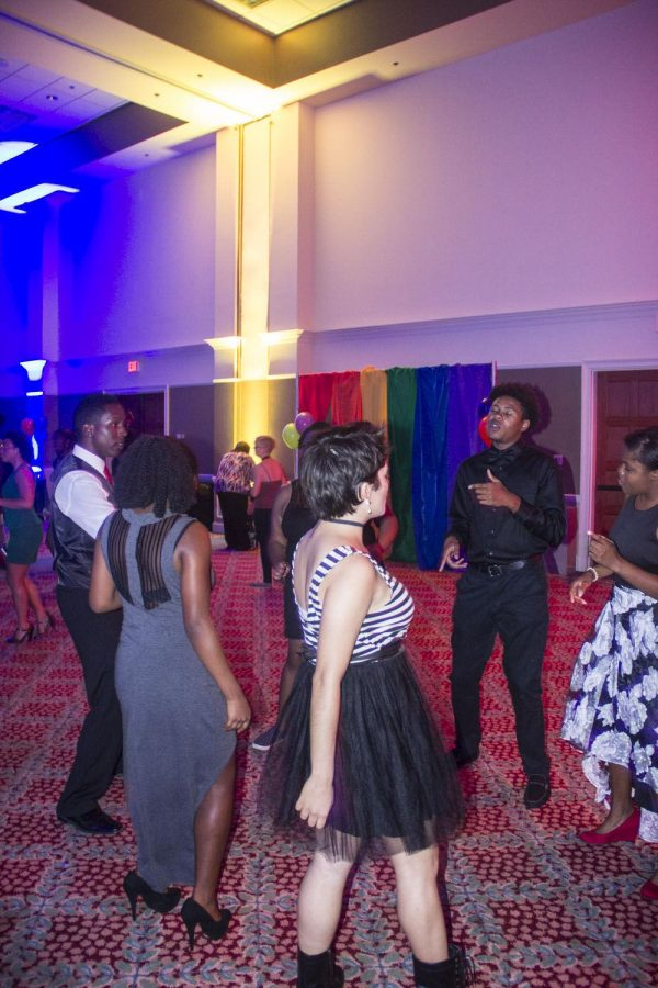 Students+enjoy+Pride+Prom+2016+in+the+Russell+Union+Ballroom.