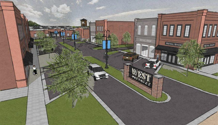 The Blue Mile to bring new retail district to downtown Statesboro