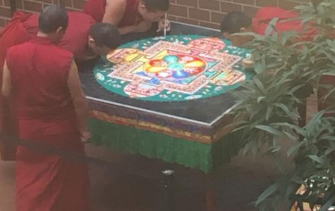 Bringing culture to campus: The Mystical Arts of Tibet
