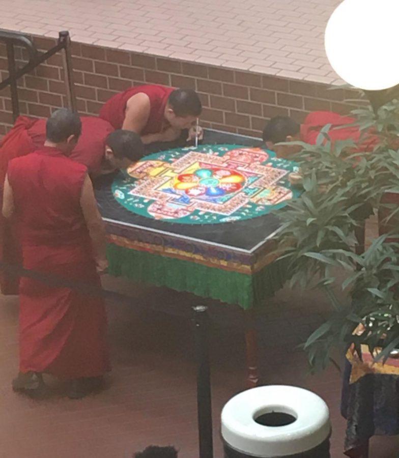 Bringing culture to campus: The Mystical Arts of Tibet