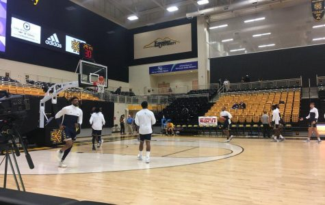 Eagles traveled to Kennesaw to face the KSU Owls as part of their long road trip.