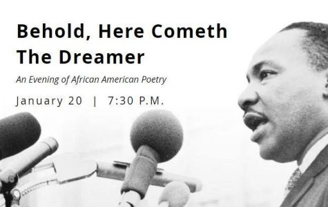 The Zach S. Henderson Library will be hosting a poetry night as a tribute to inspiring African-American poets, as well as to honor the memory of Dr. Martin Luther King Jr.