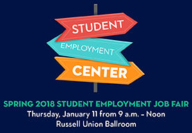 Georgia Southern SEC to host Student Employment Job Fair