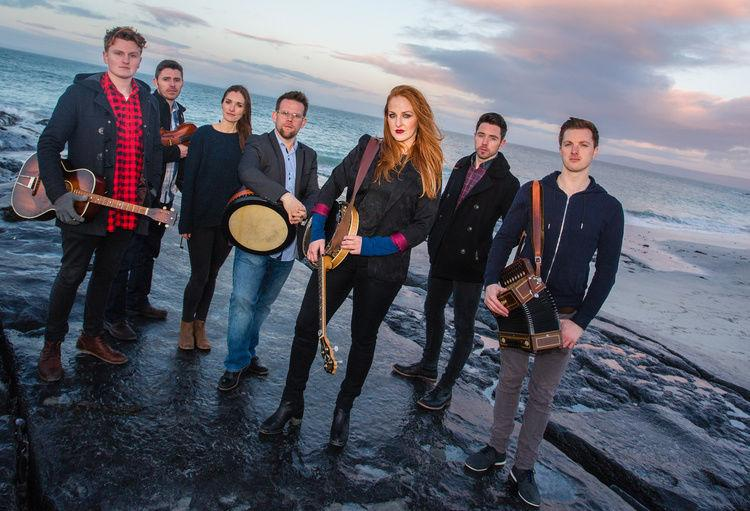 Traditional Irish music group, The Young Irelanders at the Performance Arts Center.