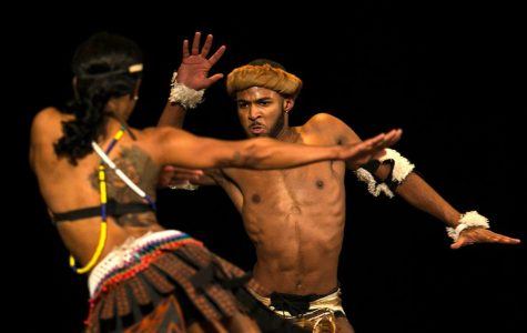 Step Afrika! will be performing at GS on Feb. 27Photo courtesy of Step Afrika!
