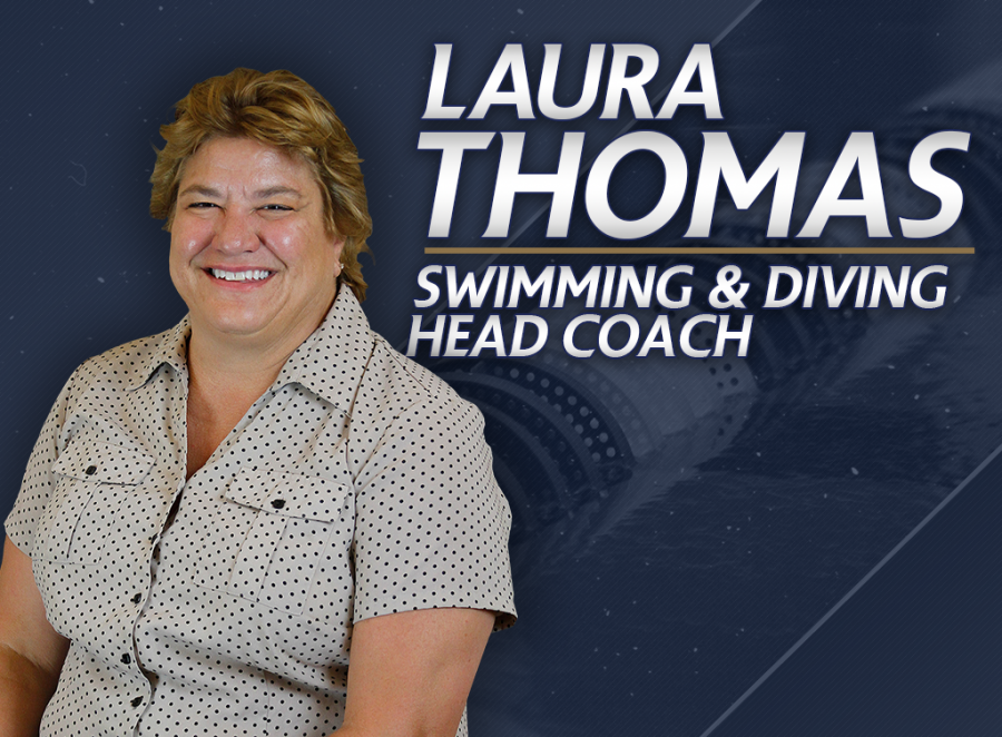 Head swimming and diving coach Laura Thomas resigned from her position Thursday afternoon.