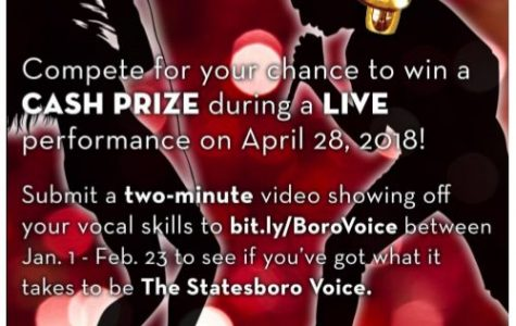 Submissions for the Statesboro Voice are due Feb. 23Photo courtesy of The Averitt Center