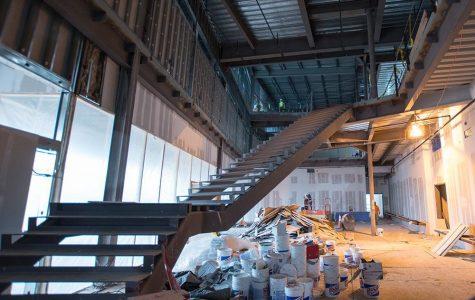 A look inside the new Interdisciplinary Building