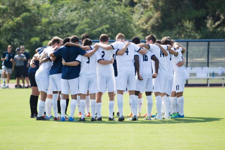 The GS men's soccer team has signed five new recruits