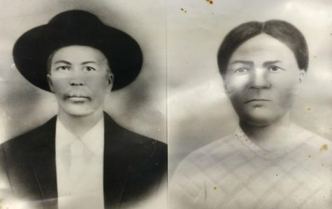 Aaron Love (left) and Dora Donaldson Love (right), were two of the founders of the Willow Hill School, according to Dr. Jackson. Credit: Willow Hill Heritage and Renaissance Center