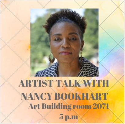 Art department to host talk with artist, philosopher Nancy Bookhart