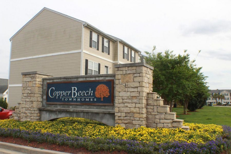 Residents at Copper Beech Townhomes feel they should have received earlier notifications explaining guns shots at the complex on April 1.