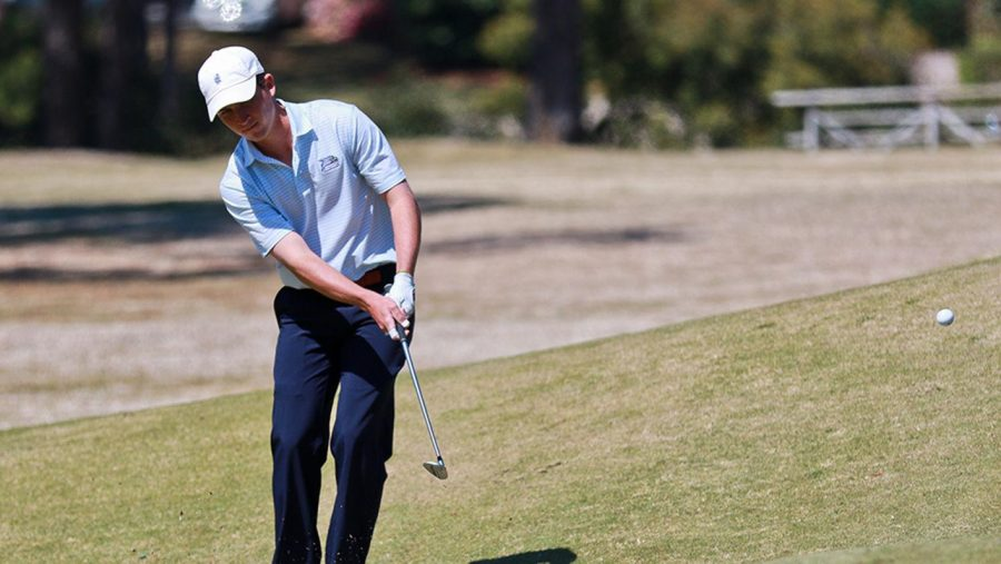 Men's golf suffers uncharacteristic top 15 finish at The Hootie