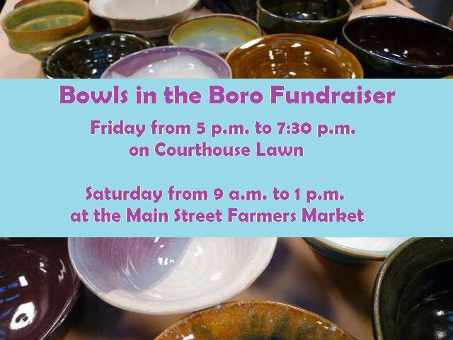 %C2%A0The+Bowl+in+Boro+fundraiser+will+take+place+Friday.%C2%A0