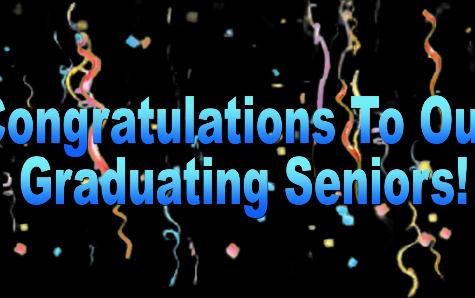 Goodbye Seniors!