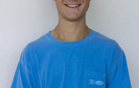Ryan Pye is a sophomore multimedia journalism major from Effingham County.