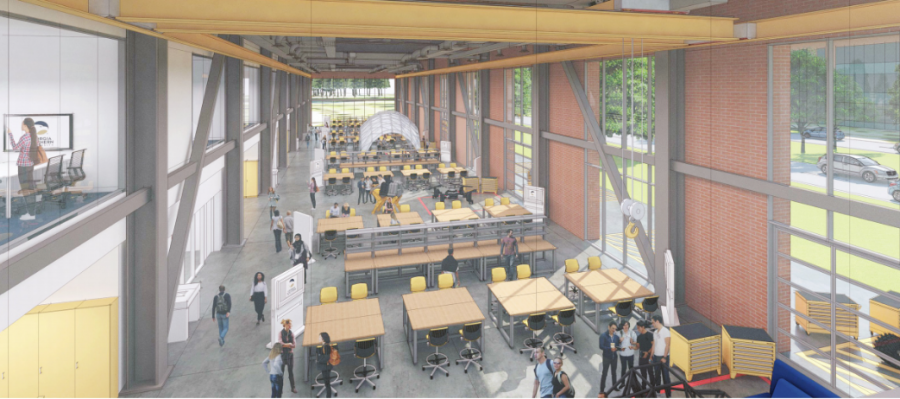 The+Division+of+Facilities+Services%27+plan+for+the+new+engineering+building+includes+flexible+research+spaces+capable+of+meeting+occupants%27+needs.