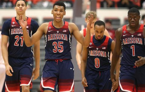 The Eagles will travel to face Arizona in November. The Wildcats won the Pac-12 conference last season before losing in the first round of the NCAA Tournament.