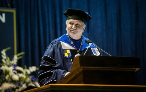 Brooks Keel served as GS president from 2010-2015, leaving to become president of Augusta University.