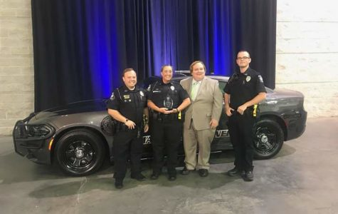 The Georgia Southern Police Department has won the Governor's Challenge award several times over the past 10 years, including third place last year. The challenge consists of several tasks the department carries out to promote safety.