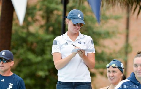 First year head coach Amanda Caldwell comes to Georgia Southern after being assistant coach at Rice University the past six seasons. The Owls won three Conference-USA titles in that span.