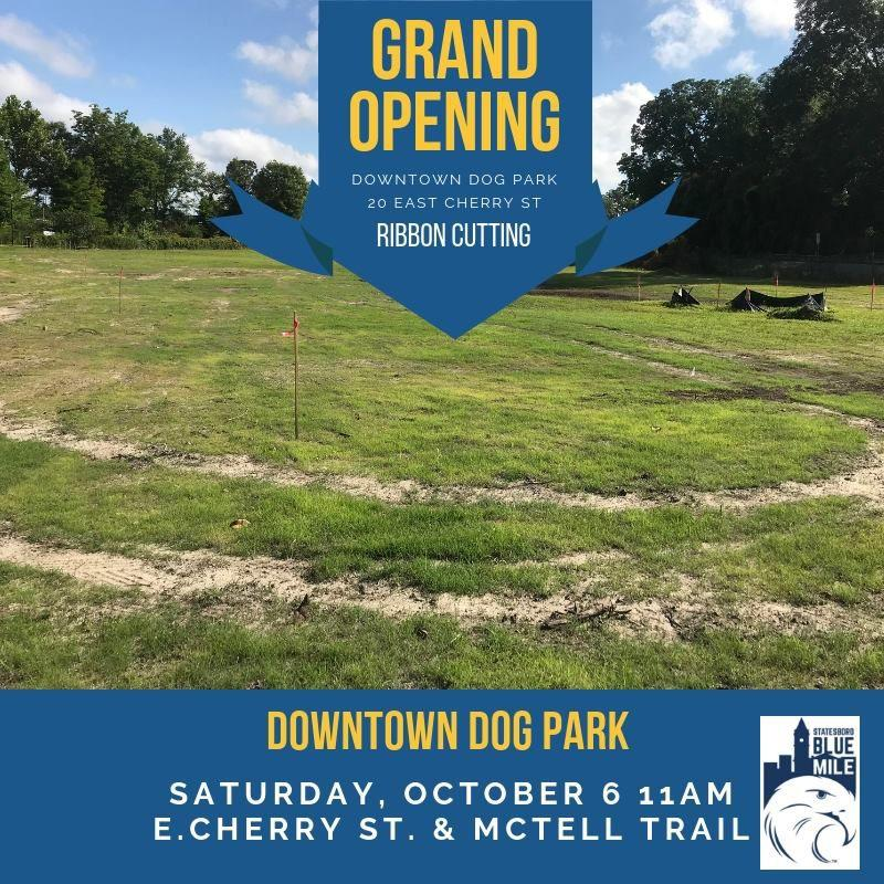 Dog park grand opening set for this weekend