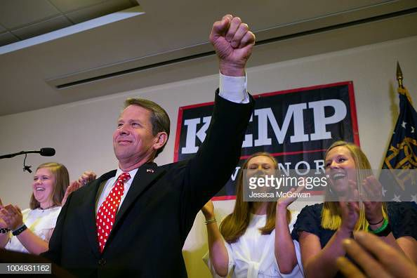 Republican+gubernatorial+candidate%2C+Brian+Kemp+will+hold+a+rally+in+Statesboro+Friday.+The+rally+is+part+of+the+%22Road+to+Victory%22+Bus+Tour%2C+which+will+also+include+Lt.+Governor+nominee+Geoff+Duncan+and+Attorney+General+Chris+Carr.%C2%A0