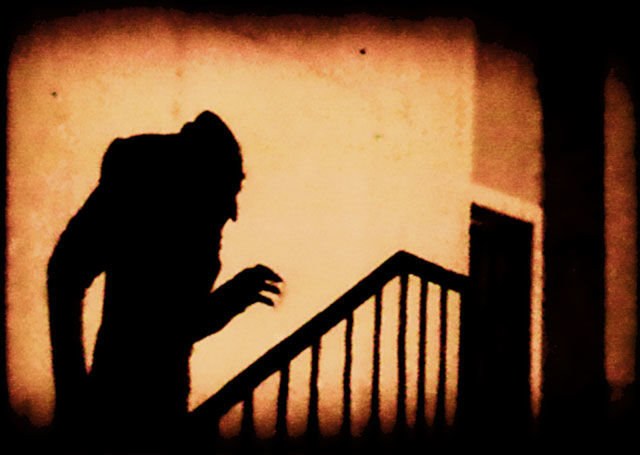 The Performing Acts Center will show the silent vampire film