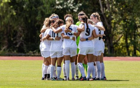 The women's soccer team hosts Coastal Carolina on Senior Day Friday before hosting Louisiana on Sunday.