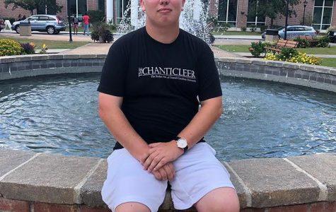 Ian Livingston Brooking is a senior communications major at Coastal Carolina University.