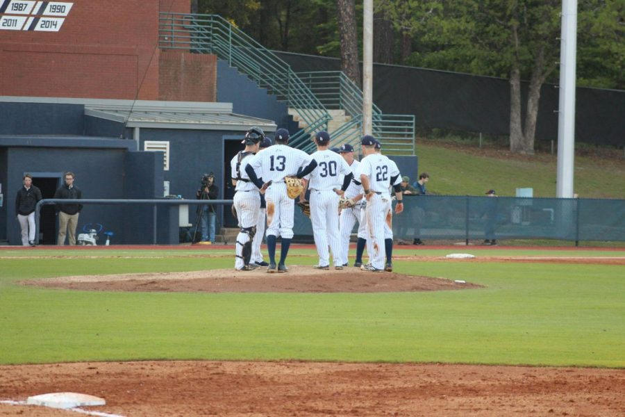 The 2019 Georgia Southern baseball schedule was released Monday with several big teams on the docket.