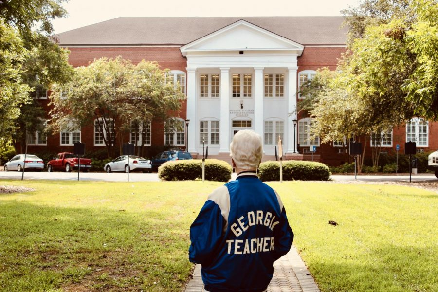 The Roots of Southern: Georgia Teachers College in the 1950's