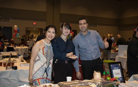Tasting Statesboro is an annual food tasting event that benefits local charities. A few of the charities being donated to are GSU Senior Companion Program, Statesboro Youth and Family Reading Program and Safe Haven.