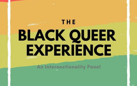 Three Gay-Straight Alliance panelists led a discussion on being a person of color in the LGBTQ+ community Monday night.