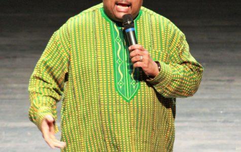 MLK celebration speaker has heated exchange with SGA senator