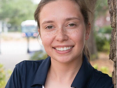 Jessica 'Riley' Martinez is one of five students to win the 2019 Jordan Smith Undergraduate Fellowship. This is the second year in a row a GS student has won the award.