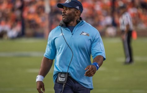 Running backs coach Chris Foster was promoted to associate head coach Monday.