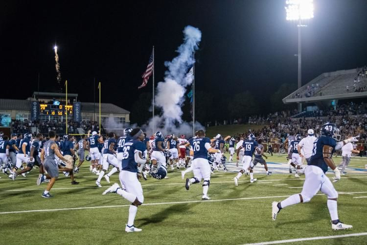 The Georgia Southern football team gave out individual awards Saturday evening to notable players.