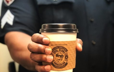 Cool Beanz will soon begin selling SPD coffee, with all profits going to the Statesboro Police Officer's Foundation.