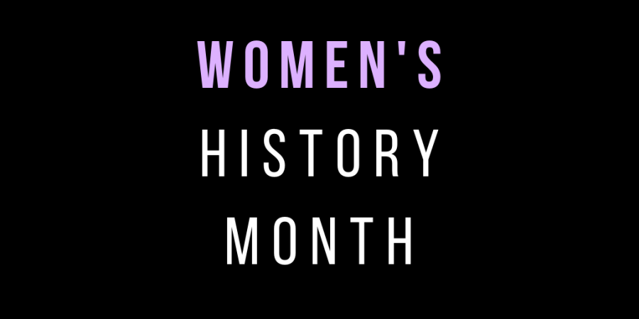 WGSS sets up a series for Women's History Month