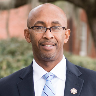 Georj Lewis, vice president for student affairs at GS has been named interim president of Atlanta Metropolitan State University. Lewis has been VP of student affairs at Armstrong State University since 2013 and continued the position after the university's consolidation with GS.